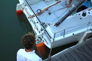 Mise à l'eau du 800-Fred Denis 9
